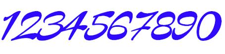 gambar desain nomer racing 15 font racing untuk desain nomor start balap decodeko