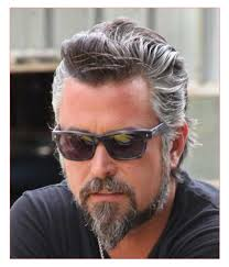 All Men Hairstyles by Mens Hairstyles From The 40s As Well As Men With Gray Hair U2013 All