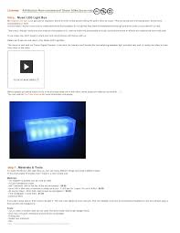 what is a light box used for in art music led light box