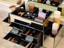 How To Organize A Vanity Table How To Organize Beauty Products Storage For Hair Products And