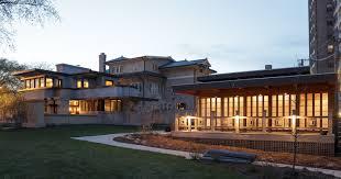 Frank Lloyd Wright Prairie Home by Emil Bach House By Frank Lloyd Wright Celebrates 100 U2013 Designapplause