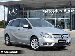 used mercedes benz b class se 5 doors cars for sale motors co uk