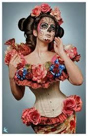 Dead Halloween Costumes Dead Flower Headpiece Tutorial Tikkido Diy