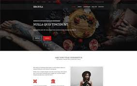 31 free simple website templates for clean sites using html u0026 css