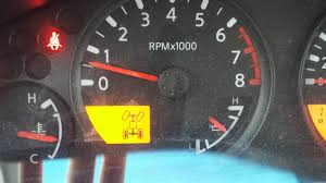 nissan frontier gas light is this idle normal nissan frontier forum