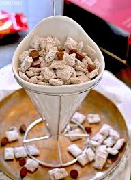 salted caramel puppy chow the cookie rookie