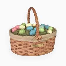 wicker easter baskets 7 best handmade easter baskets images on amish easter