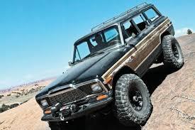 jeep grand wagoneer custom 1984 jeep grand wagoneer fullsize diesel jp magazine