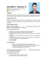 Computer Repair Technician Resume Sample Resume For Computer Technician Download Free Creative
