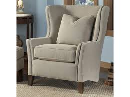 Outdoor Wingback Chair Smith Brothers Accent Chairs And Ottomans Sb Wingback Chair And