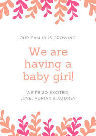 Employee Or Relative Death Announcement Letter Template Pregnancy Announcement Templates Canva