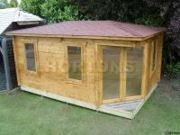 Garden Summer Houses Corner - garden summer houses for sale hortons group