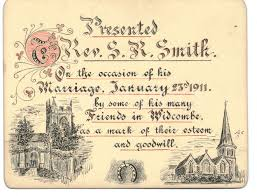 wedding gift card wedding gift card 1911