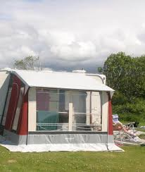 Trio Awning Caravan Porch Awning Trio Sport Midi Sport In St Agnes Expired