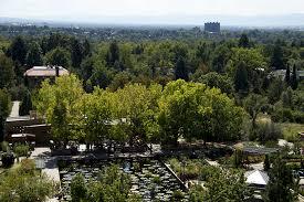 Denver Botanical Gardens A View Of The Denver Botanic Gardens Is Worth 100 Denverite