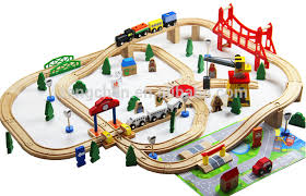 educational toys diy wooden train track buy train track wooden
