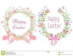 easter cards happy easter cards vector royalty free stock image image 37936296
