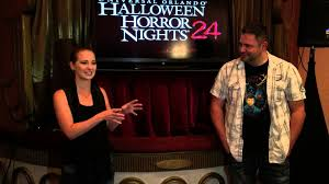 ucf halloween horror nights halloween horror nights orlando face off u0027s laura tyler