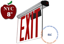 exit emergency light combo exit signs exit lights emergency lighting the exit light co