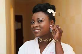 bellanaija images of short perm cut hairstyles bn bridal beauty natural hair nigerian brides bridesmaids