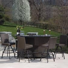 Outdoor Patio Bar Elegant Patio Bar Set With Regard To Inviting Daily Knight