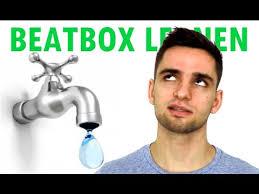 tutorial beatbox water drop water drop sound effect beatbox tutorial youtube