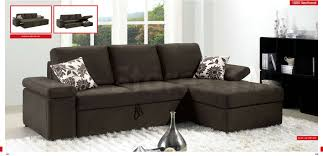 sofa with chaise lounge and recliner sectional sofa with pull out bed and recliner centerfieldbar com
