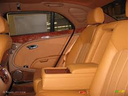 bentley sedan interior newmarket tan cognac interior 2011 bentley mulsanne sedan photo