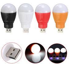 desk l light bulbs big promotion portable mini 5w usb led night light globular round