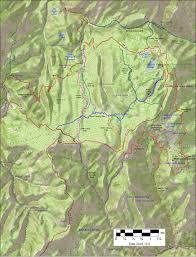 Utah Topo Maps by Rock Springs Trail