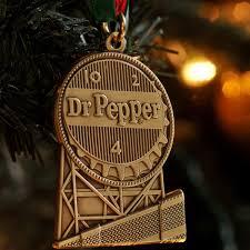dr pepper sign ornament virginia ornament company