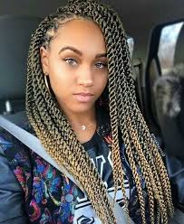 box braids with human hair 113 best hair styles fashion make up images on pinterest