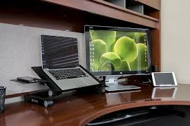 laptop stand bed