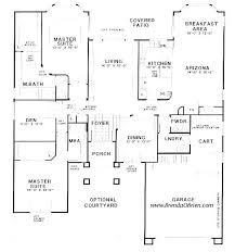 floor plans with two master suites house plans with two master suites house plans two master suites