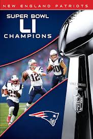 amazon com super bowl li champions new england patriots falcons