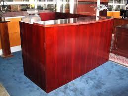 Reception Desk For Sale Used Used Office Desks For Sale Mapo House And Cafeteria