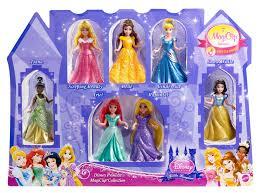 longchamp bag black friday sale amazon us amazon com disney princess little kingdom magiclip 7 doll giftset