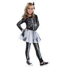 silver skeleton costume for kids skeletons costumes and