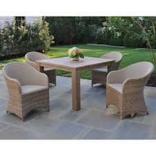 Tuscany Outdoor Furniture by Kingsley Bate Elegant Outdoor Furniture Milano Dining Chair With