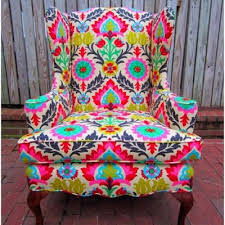 Patterned Armchair Design Ideas Best 25 Patterned Chair Ideas On Pinterest Black And White
