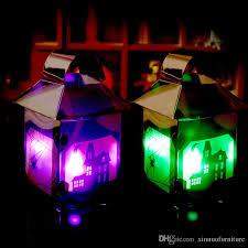 Halloween Lights Halloween Lights With Led Candle Light Pumpkin Decorations Night