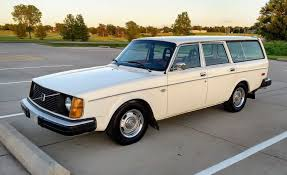 1978 volvo 245 wagon classic vintage flat hood manual b21 k jet