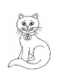 printable cat coloring sheets coloring pages