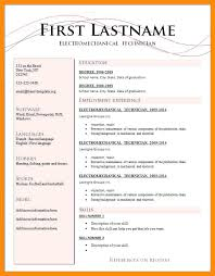most recent resume format most current resume format tomyumtumweb