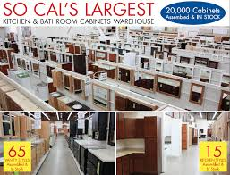 Unfinished Kitchen Cabinets Los Angeles Builders Surplus Stocks And Sells Kitchen Cabinets Bathroom