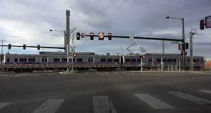 Commuter Rail by Rtd Integrates Positive Train Control Into Commuter Rail Lines