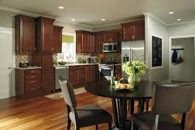 the classic styling of radford maple cabinet doors reflects