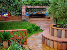 Patio Around Tree Paver Patios Hgtv
