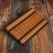 large walnut maple end grain cutting board butcher block manly