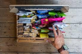 honesty snack box u2014 office pantry